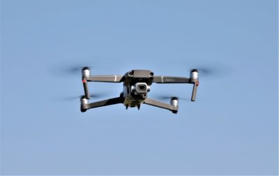 drone, flying, quadrocopter